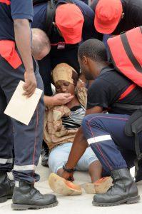 Les pompiers de la caserne de Kahani exigent des améliorations de leurs conditions de travail