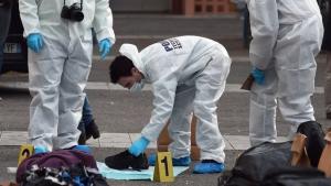 Des enquêteurs sur tous les fronts après les événements tragiques du week-end