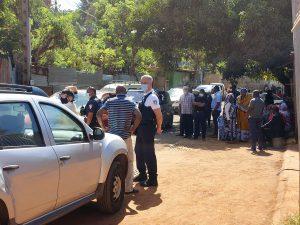 Violence à Mtsapéré : le Maire est sur place (video)