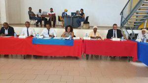 Les nouveaux élus de Sada sont au travail