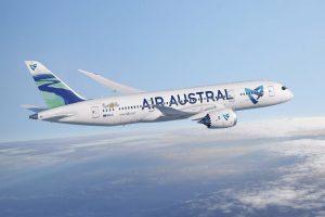 Air Austral prolonge la suspension de ses vols vers l'Asie et son réseau régional