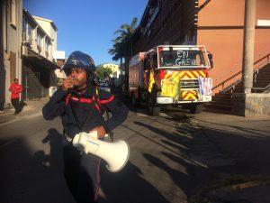 Les pompiers grévistes reprochent au Conseil Départemental son manque de transparence