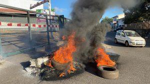 De nouveaux heurts en marge de la grève du groupe Bernard Hayot