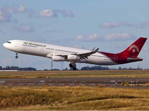 Air Madagascar interdite de vol vers la France