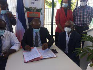 Le maire de Mamoudzou a signé un arrêté municipal pour la sécurité de la ville