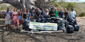 Les Naturalistes dresse le bilan World Clean Day à Saziley