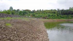 2 261 m3 d'eau économisés depuis le début des coupures