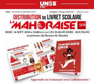 UNSS : un livret pédagogique en lien avec un événement sportif