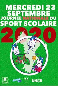 La journée nationale du sport scolaire aura bien lieu