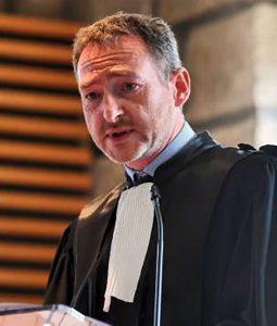 Un nouveau procureur vient d'être nommé
