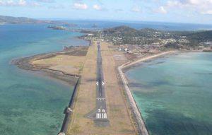 La sécurité de l'aéroport de Mayotte se calque sur le modèle métropolitain