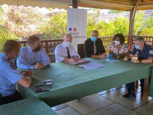 Un protocole avec Majicavo pour favoriser les reconduites des étrangers incarcérés
