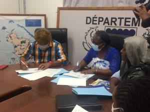 Les syndicats et le Conseil départemental viennent de signer un protocole de fin de conflit