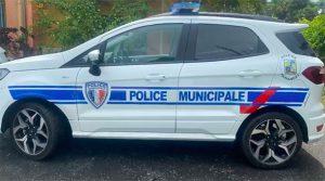 La Police Municipale de Pamandzi fait l'acquisition d'un nouveau véhicule