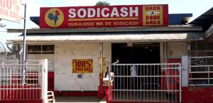 Le Sodicash de Combani cambriolé et dévalisé