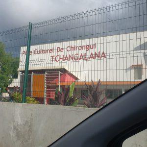 Le pôle culturel de Chirongui rebaptisé Tchangalana