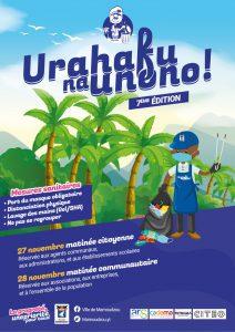 Ville de Mamoudzou :  7ème édition de l'opération de nettoyage Urahafu Na Unono