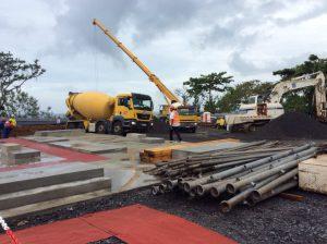 Incident technique à l'usine de dessalement en Petite-Terre