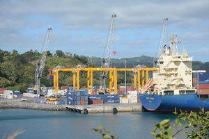 """Un grand """"Oui"""" pour la transformation de Longoni en grand port maritime"""