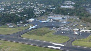 Aérien : deux appels d'offre sur la piste longue et l'aérogare