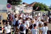 Les sages-femmes manifestent du CHM à l'ARS
