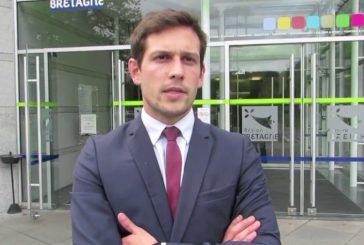 Martin Meyrier, nouveau directeur de cabinet du recteur