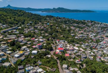 La commune de Sada fait partie du programme COROM dans les Outre-mer