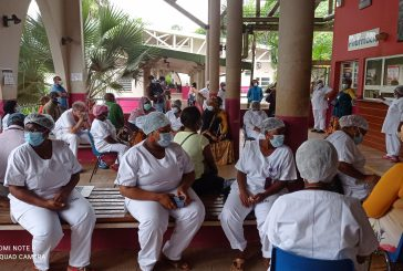 Dzoumogné : le CHM ne prend aucune mesure, les soignants continuent leur droit de retrait