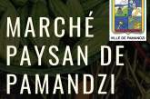Le marché paysan de Pamandzi maintenu