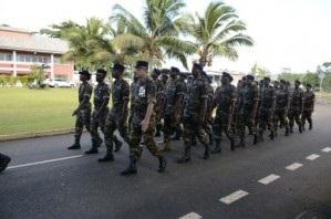 L'Etat veut grossir les effectifs de l'armée et de la fonction publique pendant le Covid