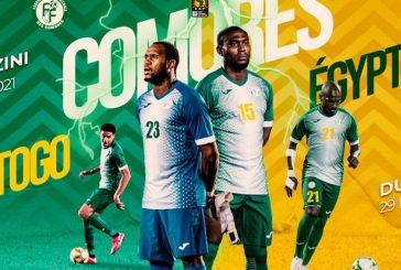 CAN : les Comores joueront à domicile contre le Togo