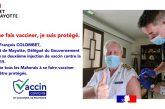 Jean-François Colombet s'est fait vacciner de la seconde dose