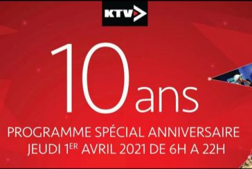 Demain, Kwezi TV fête ses 10 ans d'existence avec un programme d'envergure !