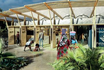 L'office de tourisme de Petite Terre va sortir de terre (photos)