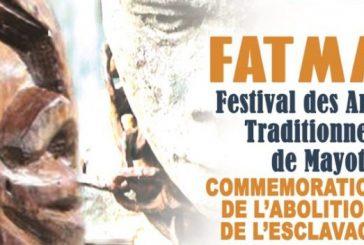 Le festival des arts traditionnels de Mayotte met en avant l'abolition de l'esclavage