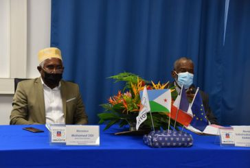 Signature d'une convention entre le CD et deux régions de Djibouti