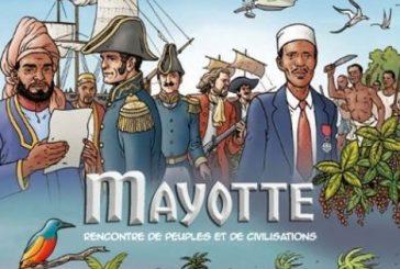 L'histoire de Mayotte en bande dessinée, c'est pour bientôt