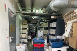 Droit de retrait des agents des archives du CHM pour leurs conditions de travail (photos)