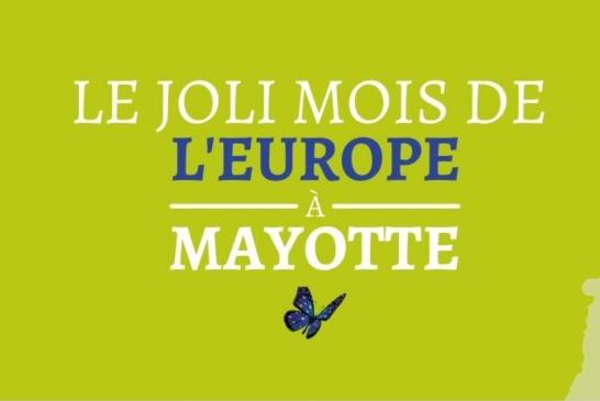 En mai, à Mayotte aussi, on fête l'Europe !