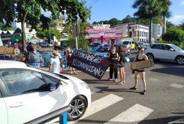 Les sages-femmes manifestent à Mamoudzou