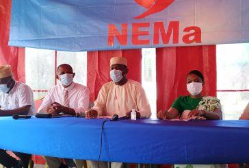 Le NEMa présente ses candidats pour le canton de Dzaoudzi-Labattoir