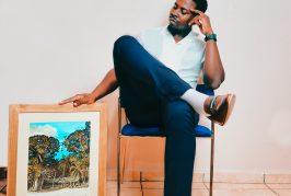 Interview de Mourchidi Imamou, jeune talent qui ne veut voir que Mayotte en peinture