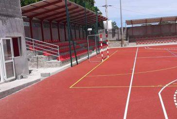 Un plateau multisports pour les habitants de Boueni