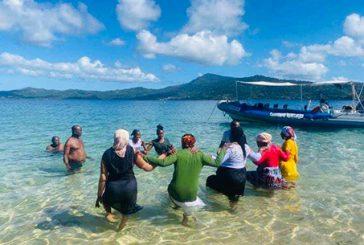 Une sortie en mer pour les cocos et bacocos