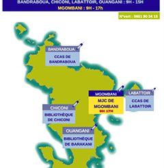 Plannings et lieux de vaccinations du 15 au 19 juin