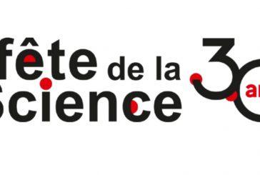 Appel à projets pour la fête de la science 2021