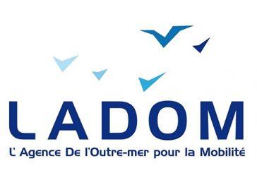 Arrêt provisoire du site internet de Ladom