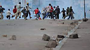 Les manifestations étudiantes à Madagascar font une nouvelle victime