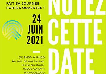 Journée portes ouvertes Oudejerebou le 24 juin