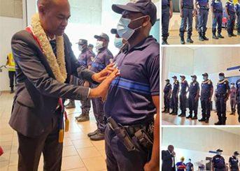 Les policiers municipaux de Sada bientôt armés